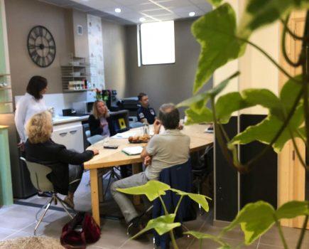 Café Médiation le 28/11 de 15h à 17h chez Gab'in Chemin Falconnier, 23, 1260 Nyon